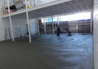 Concrete Slabs & Footings